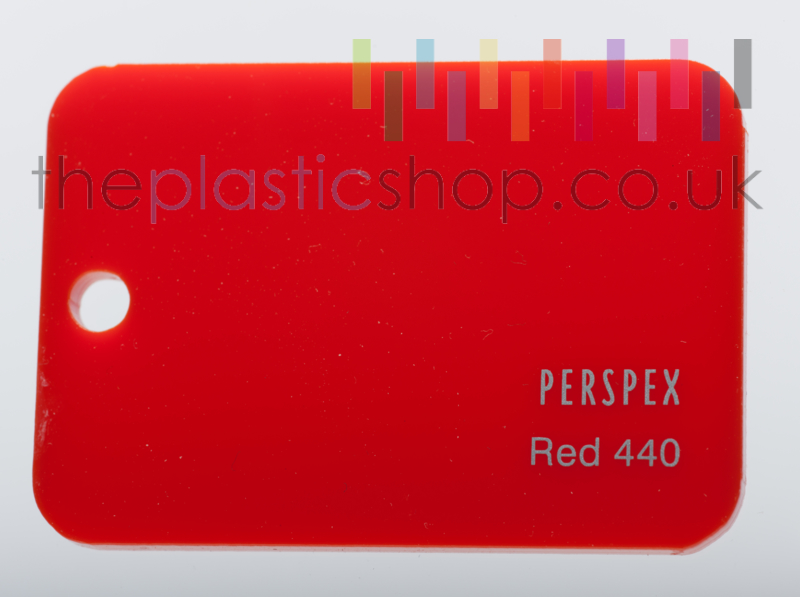 Red Perspex® 440
