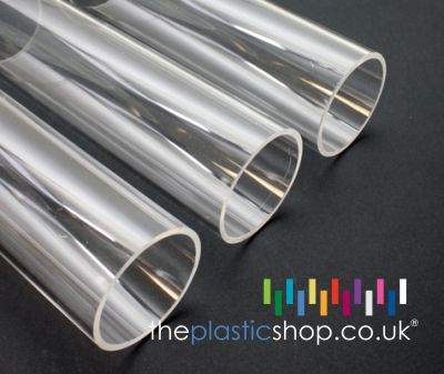 Acrylic Tube 28mm OD to 40mm OD
