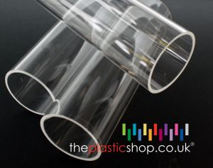 Acrylic Tube 500mm 600mm 650mm 700mm 800mm 900mm 1000mm