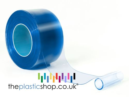 Clear PVC curtain roll