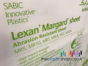 Lexan Margard Sheet