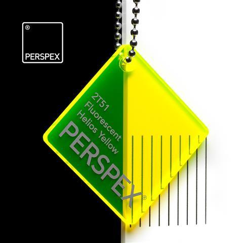 Fluorescent Perspex®