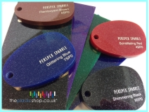 Perspex Sparkle Colours