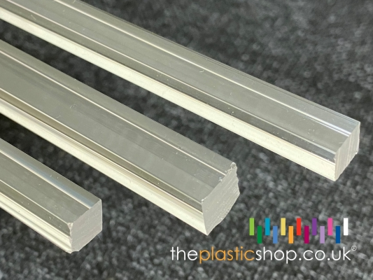An image of Square Acrylic Rod